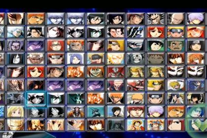 Game Bleach VS Naruto v3.3 ANDROID MOD 100+ Chars 2019 Apk