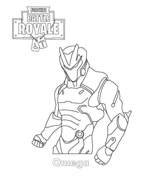 Ausmalbilder Fortnite Omega Cool Coloring Pages Coloring Pages