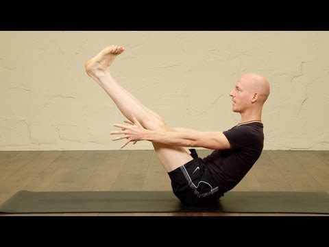 Video  -  Corepower Yoga Boat Pose a Core Yoga Workout  #CorepowerYoga Fitness & Diets : Move it Or...