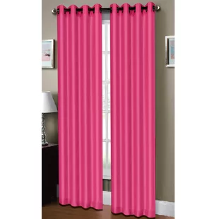 Hot Pink Curtains Wayfair Extra Wide Curtains Curtains Panel