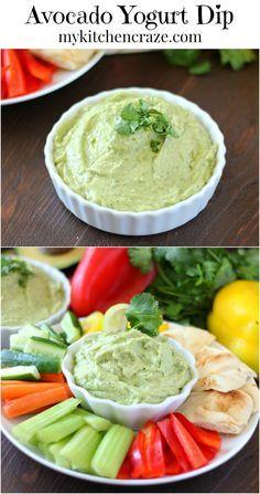 recipe: easy vegetable dip yogurt [13]