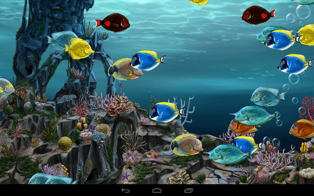 Animasi Bawah Laut