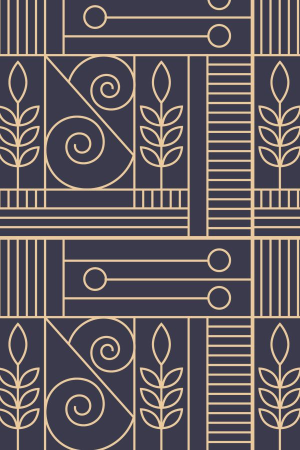 Get Art Deco inspired seamless patterns collection on polarvectors.com #artdecopattern #artnouveaupattern #seamless pattern #geometricpattern #elegantpattern #minimalpattern #polarvectors