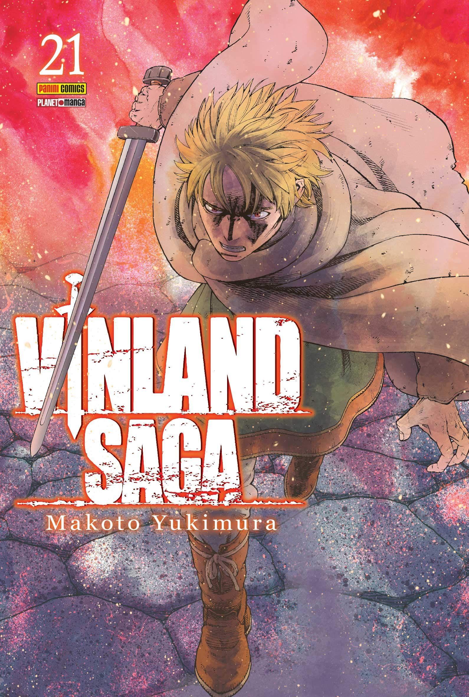Vinland Saga Volume 11 Saga, Desenhos e Anime