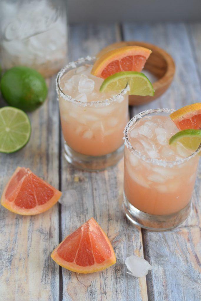 sweet grapefruit margarita  recipe  grapefruit margarita