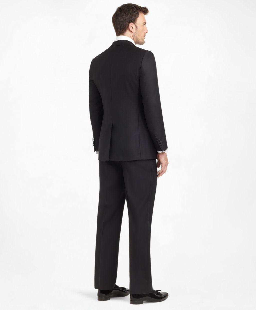 Menus fitzgerald fit golden fleece onebutton notch tuxedo brooks