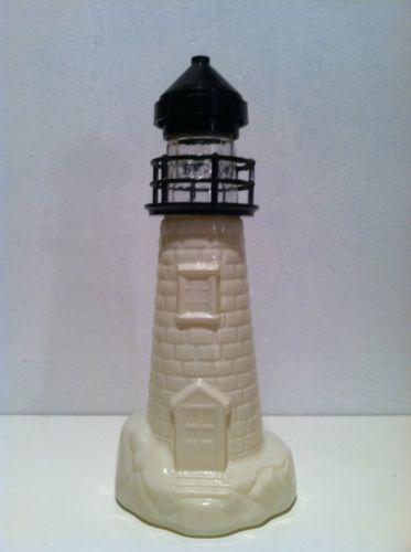 Vintage Collectible Avon White Light House   eBay