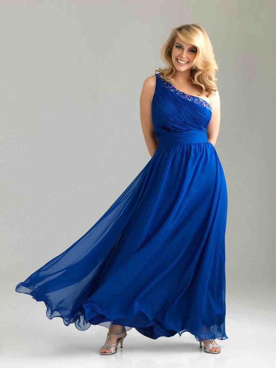 Plus size royal blue bridesmaid dresses blue bridesmaid dresses
