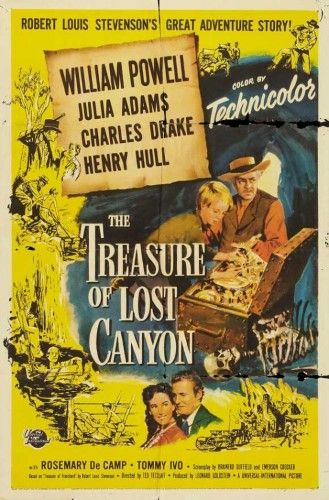Watch The Treasure of Lost Canyon Full-Movie Streaming