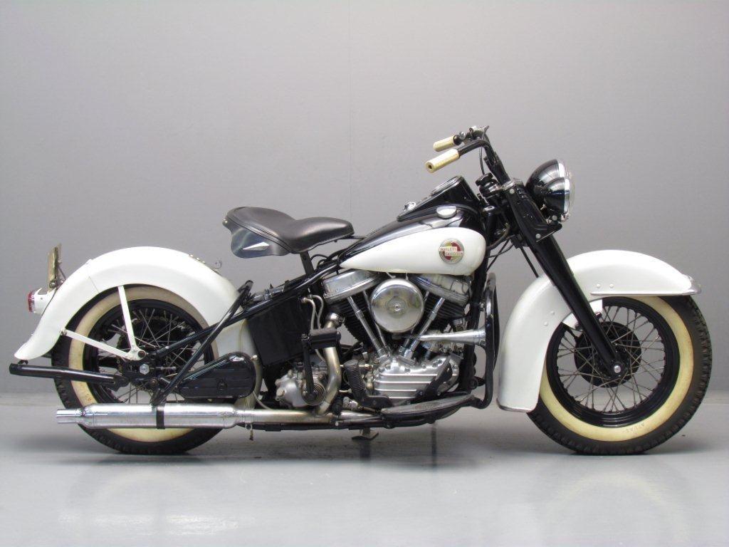 pics of 1957 hydra glide | Harley Davidson 1957 Hydra Glidde