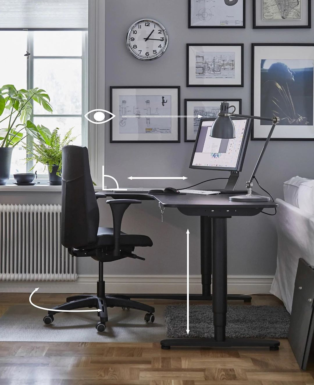 """IKEA India on Instagram """"Work from home rules Chair"""