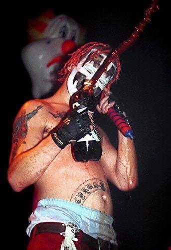 Shaggy 2 Dope Tattoos
