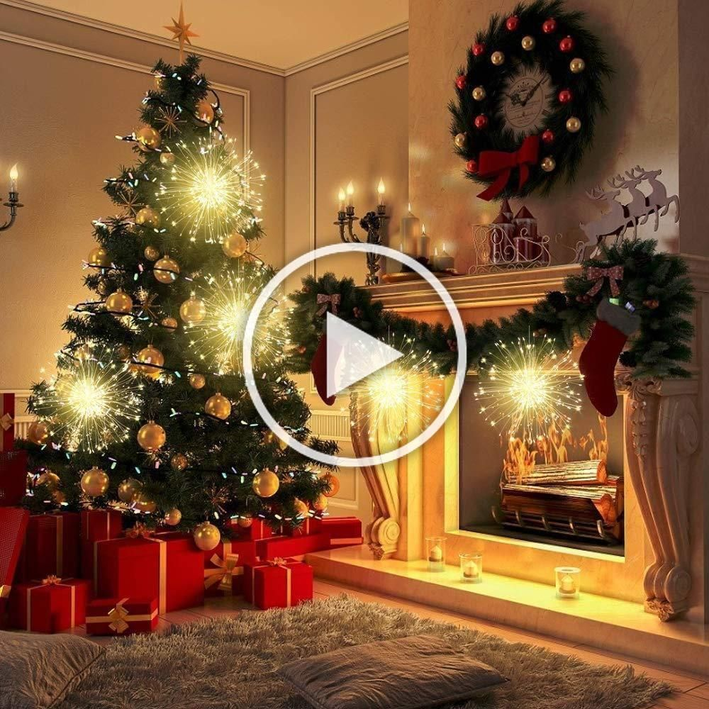 Handling Time Ship Within 24 Hours After Payment After 2 Hours We Will Restore The Original Price Christmas Decorations Starburst Light Christmas Decor Diy