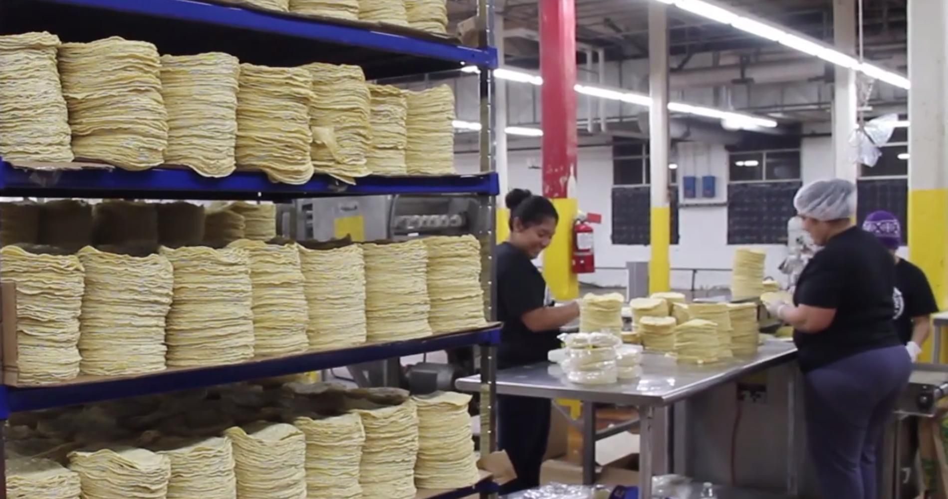 A robeson county tortilla manufacturer is ready to