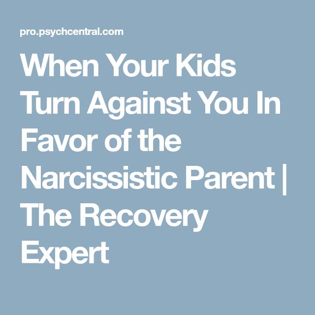 AVA: Narcissistic parent divorce