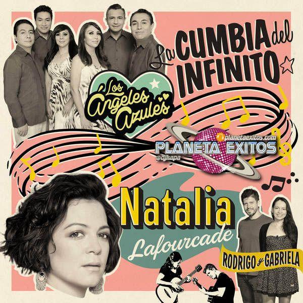 Los Angeles Azules Ft Natalia Lafourcade Rodrigo Y Gabriela La Cumbia Del Infinito Puebla Comic Book Cover Comic Books