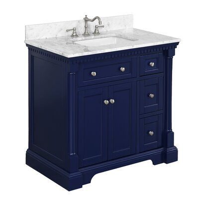 Kitchen Bath Collection Sydney 36 Single Bathroom Vanity Set Base