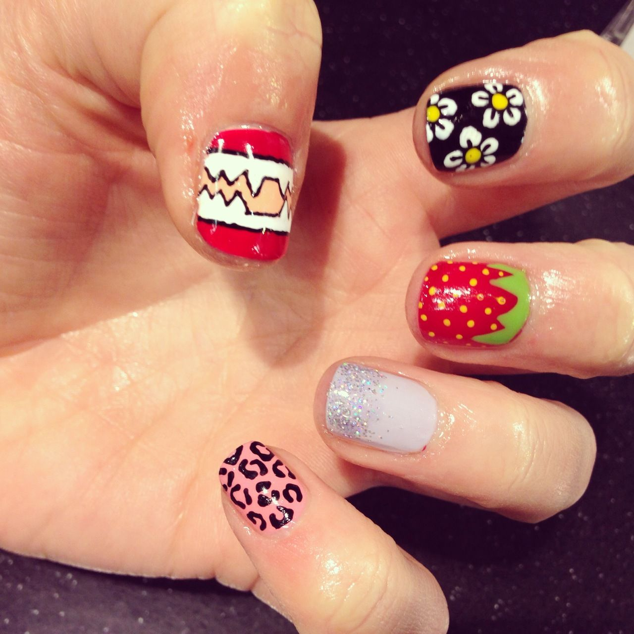 beautiful and easy to do nail art best nail art designs best