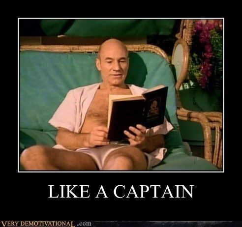 Like a Captain. Much more accurate.