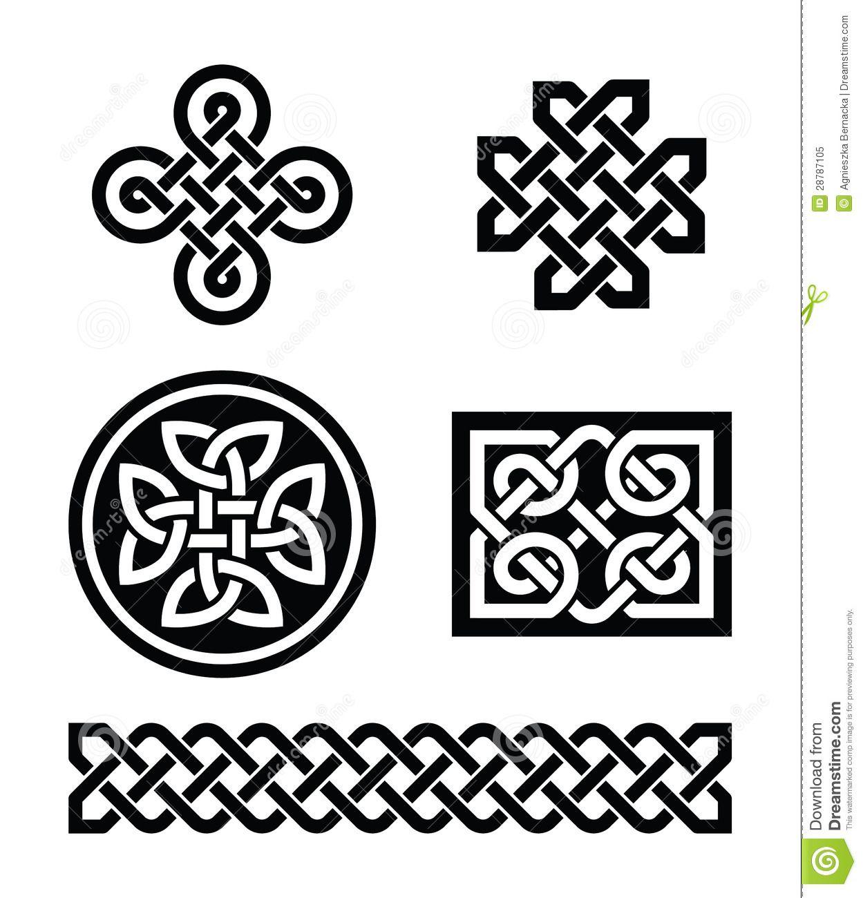 Resultado de imagem para tribal celta   Tribal   Pinterest   Molde