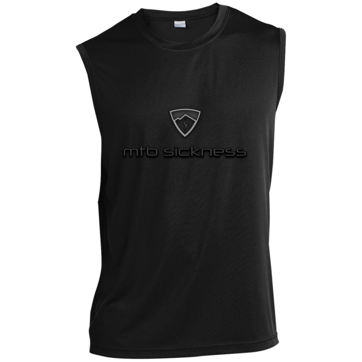 Sleeveless Performance T Shirt
