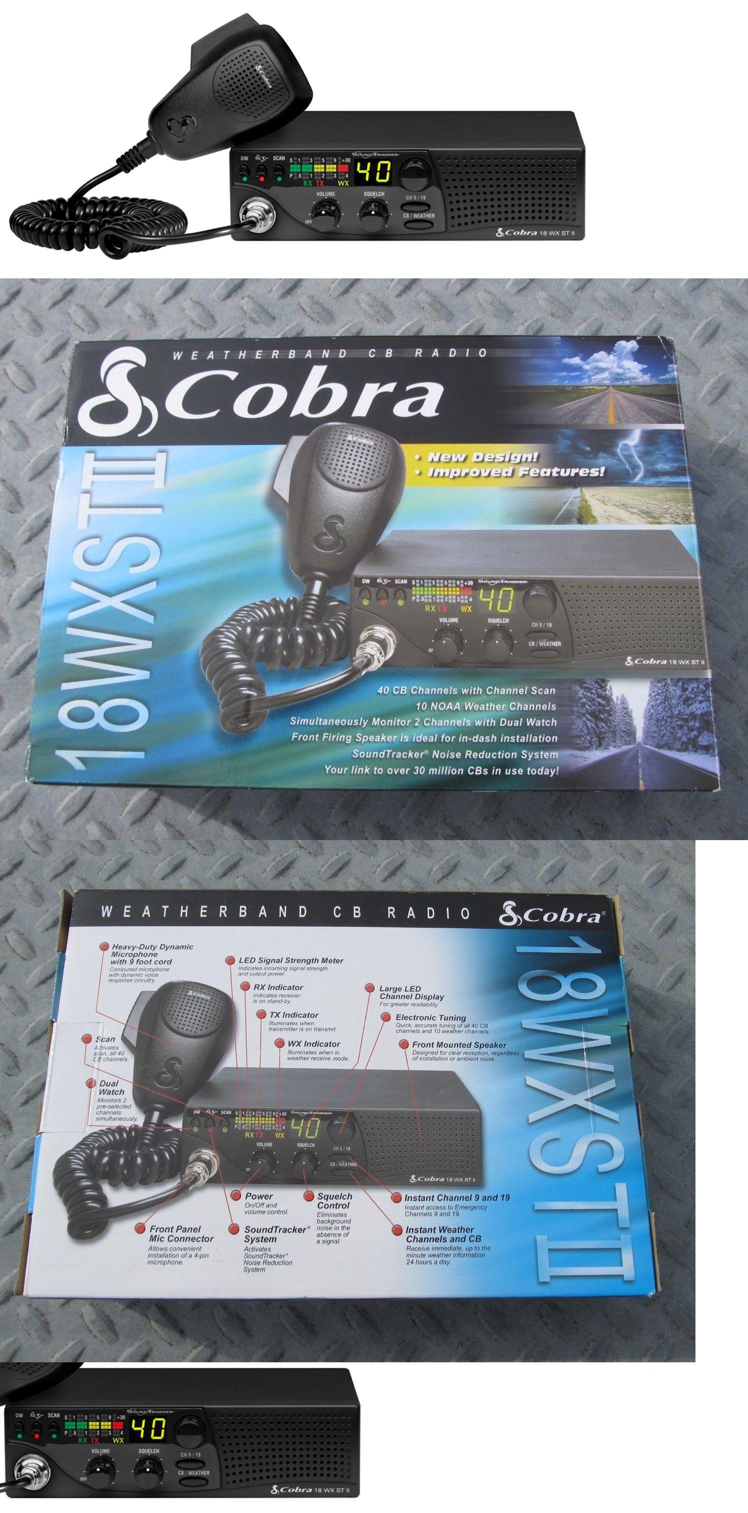 Cobra 18 Wx St Ii Wiring - The Best Cobra 2018