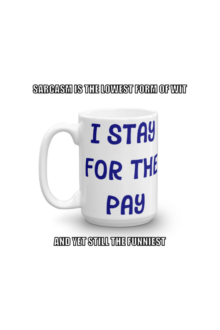 8f6fa4f740a Motivational mug for work idea   Cool Sarky Prints on Etsy   Mugs ...