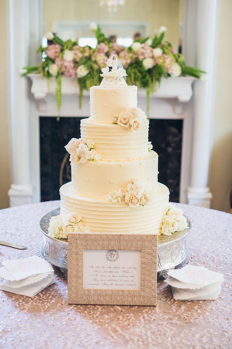 Charming Alabama Church Wedding | Catering, Cake and Wedding
