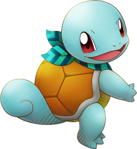 Pokemon Super Mystery Dungeon - Squirtle