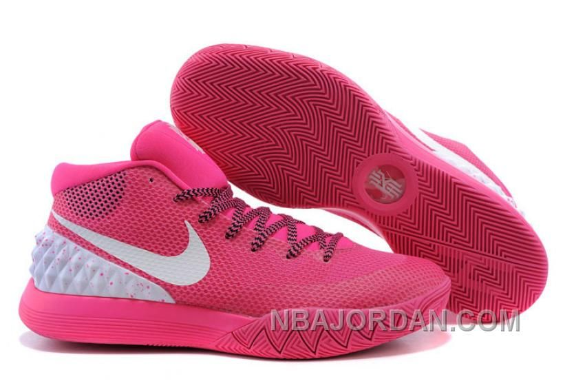 new product b2b9d 9986f NIKE KYRIE 1 BREAST CANCER LASTEST Only  74.52 , Free Shipping!