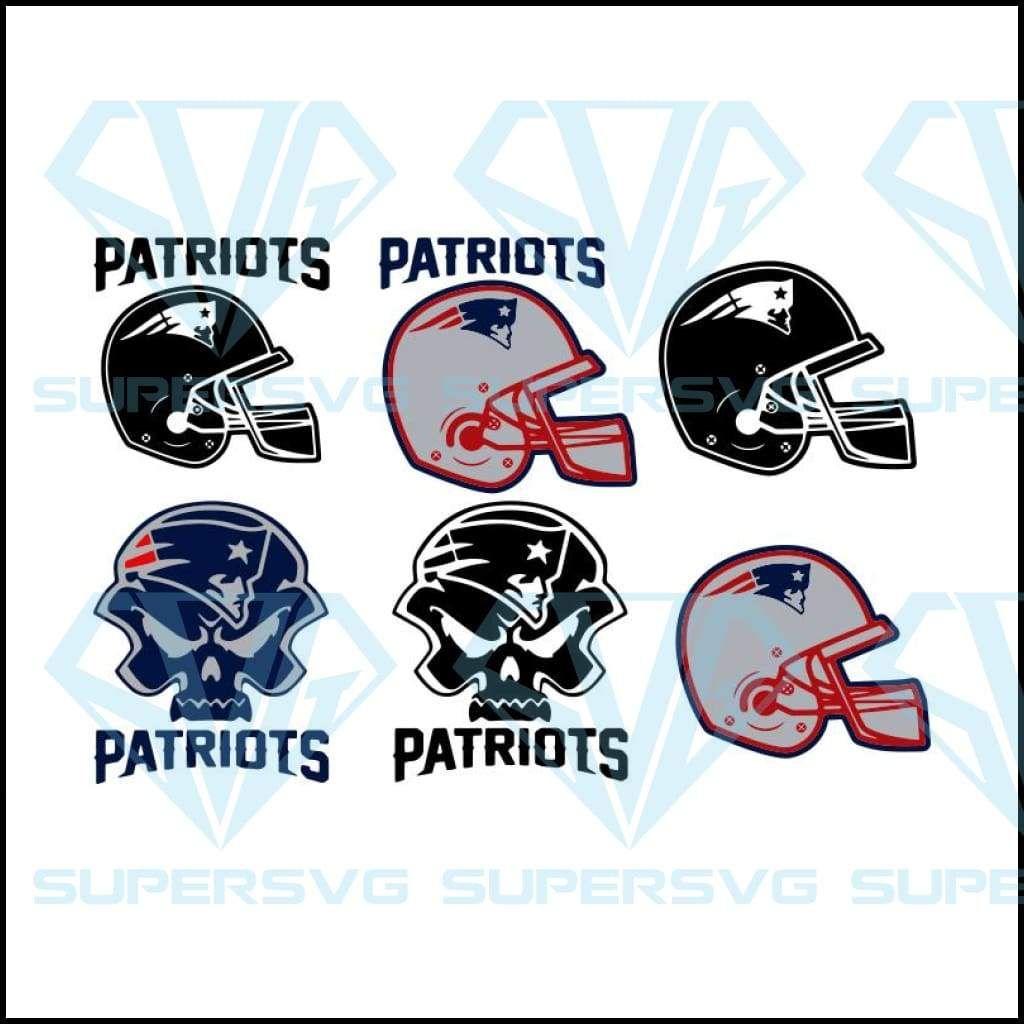 New England Patriots Helmet And Skull Svg New England Patriots Logo Svg Nfl Svg Football Png Football Fan Svg Supersvg New England Patriots Helmet New England Patriots Logo Patriots Logo