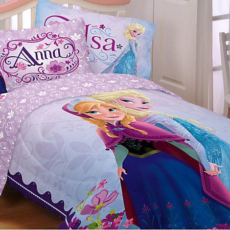 Frozen Comforter - Twin