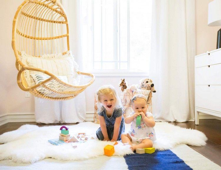 Déco chambre bébé fille  conseils et astuces pour avoir un