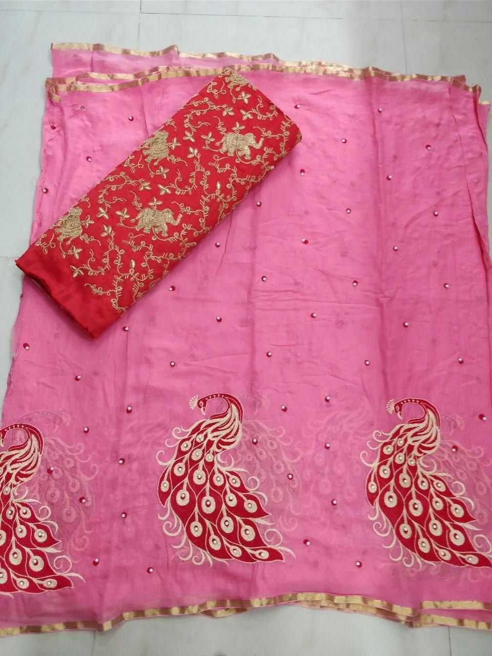 Saree blouse design for chiffon saree postfullimage  sarees  pinterest  saree blouse designs and sari