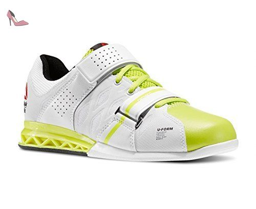 Femme Chaussures Lifter Jaune Reebok 40 Crossfit UYwfqv