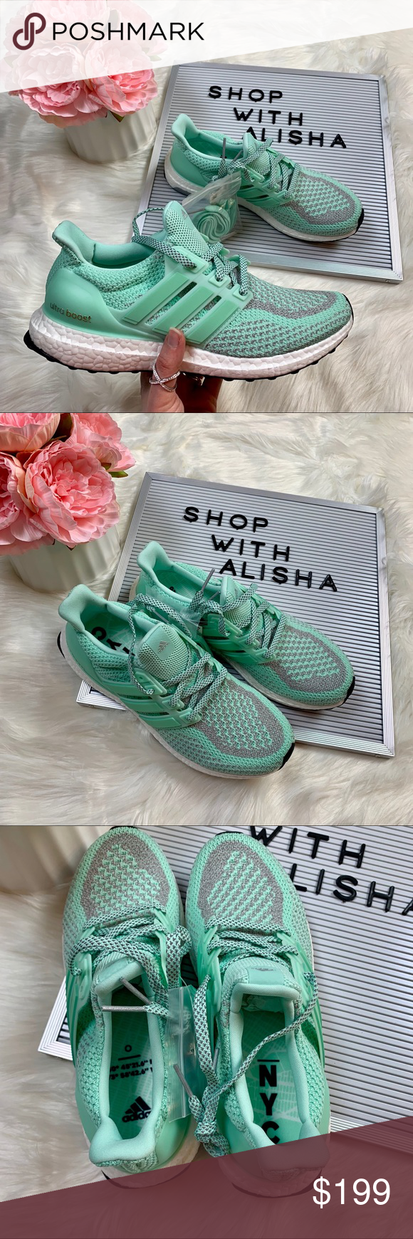 new product 2a94a 46889 adidas Shoes | Nwb Adidas Ultraboost Lady Liberty 2.0s ...