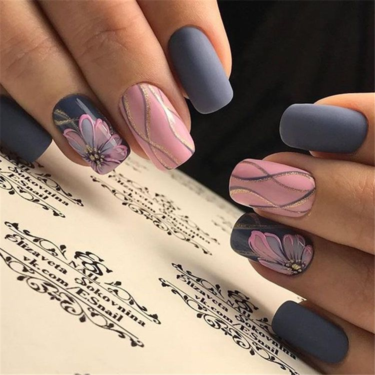 2019 2020 Most Popular Color Mixing Nail Art Page 86 Of 105