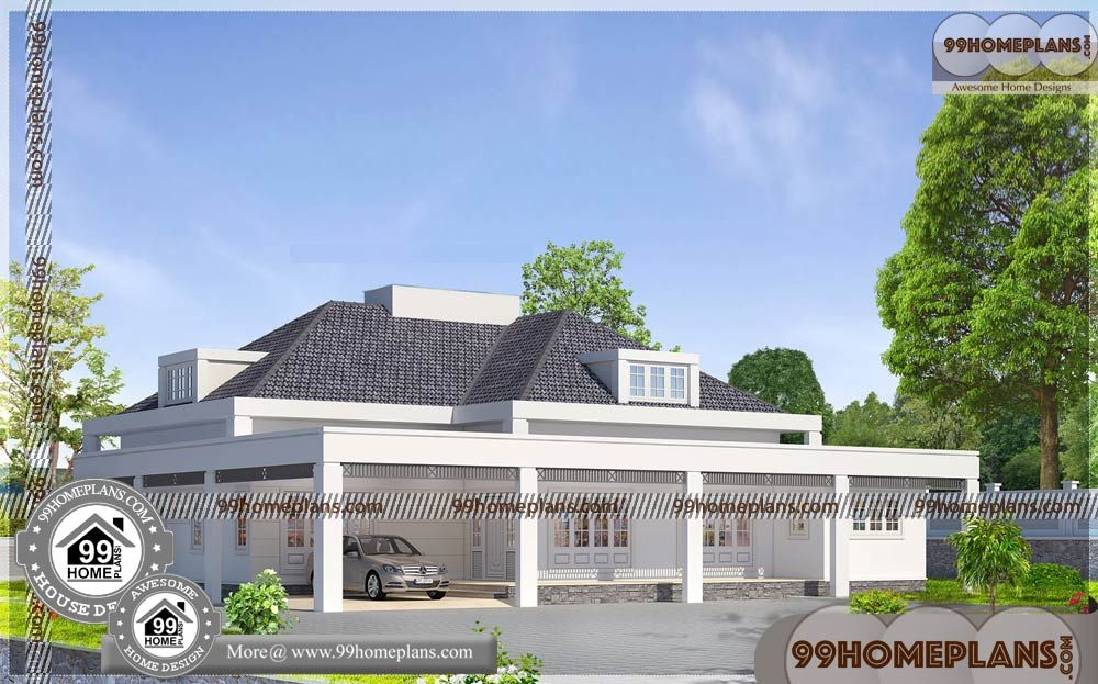 Floor Plans Single Story Traditional Kerala House Plans ...