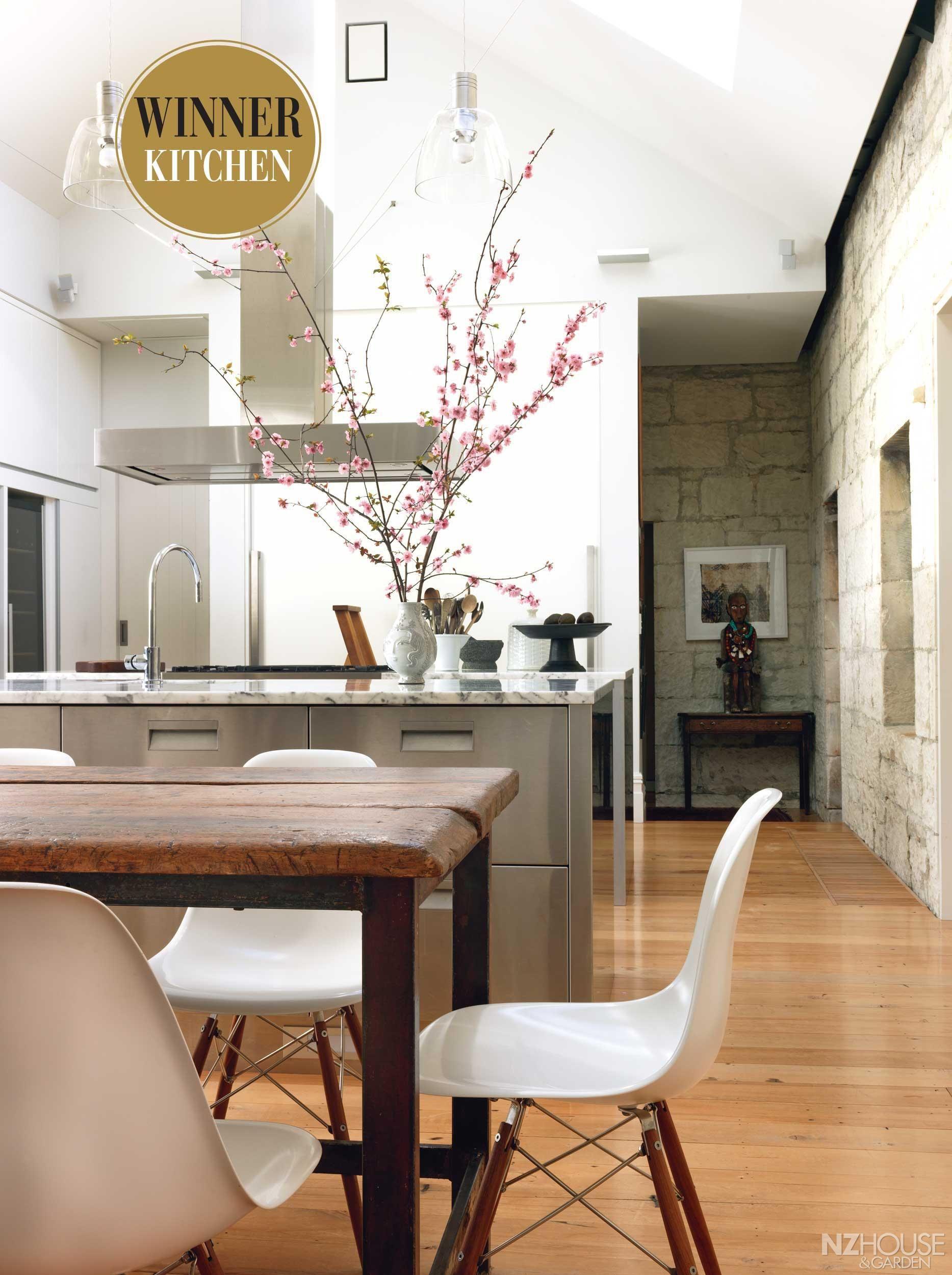 interior of the year 2013  winner kitchen  new zealand