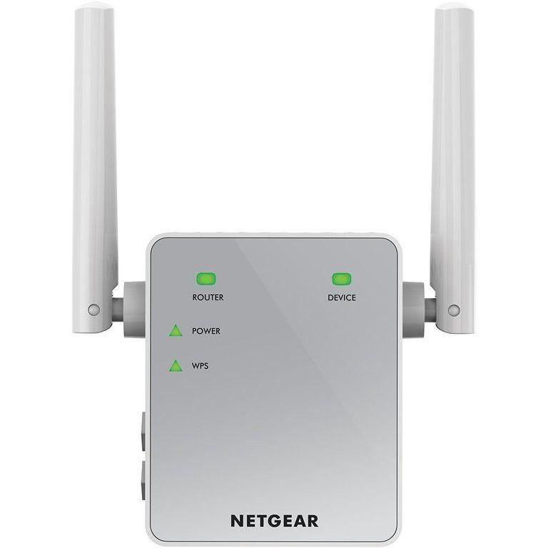 NETGEAR EX3700 WiFi Range Extender (AC750)