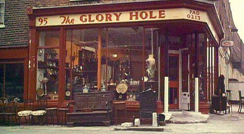 Glory hole location liverpool