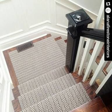 Floorboard Transition With Carpet Up Stairs Google Search Carpet Stairs Stair Runner Carpet Staircase Runner