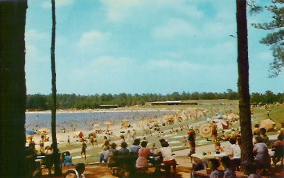 Robin Lake Beach At Callaway Gardens Pine Mountain Ga Any Time I Smell
