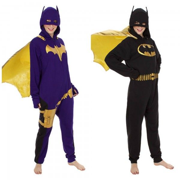 This Batgirl Lounger Is The Coziest Crime-Fighting Costume
