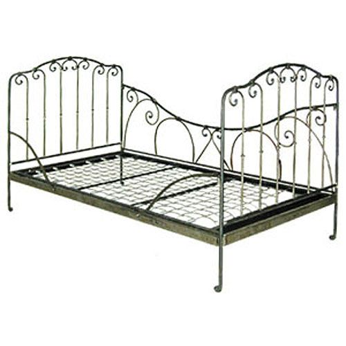Simple Scroll Iron Daybed Furniture Daybed Bed