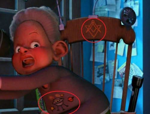 Creepy Here Are 8 Kids Shows And Movies With Hidden Illuminati