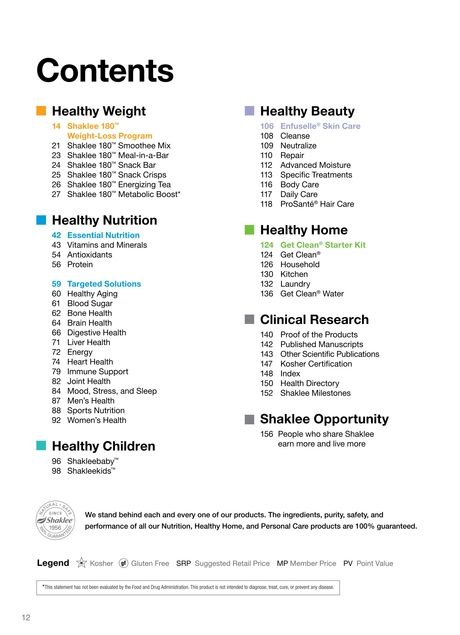 This catalog is pretty cool...there are videos embeded in the pages that give you even more info!!  Check it out!  Shaklee Product Guide 2014, Issue 1
