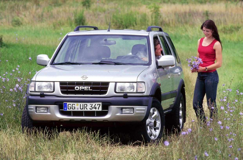 Opel Frontera Limited B 1998 2001