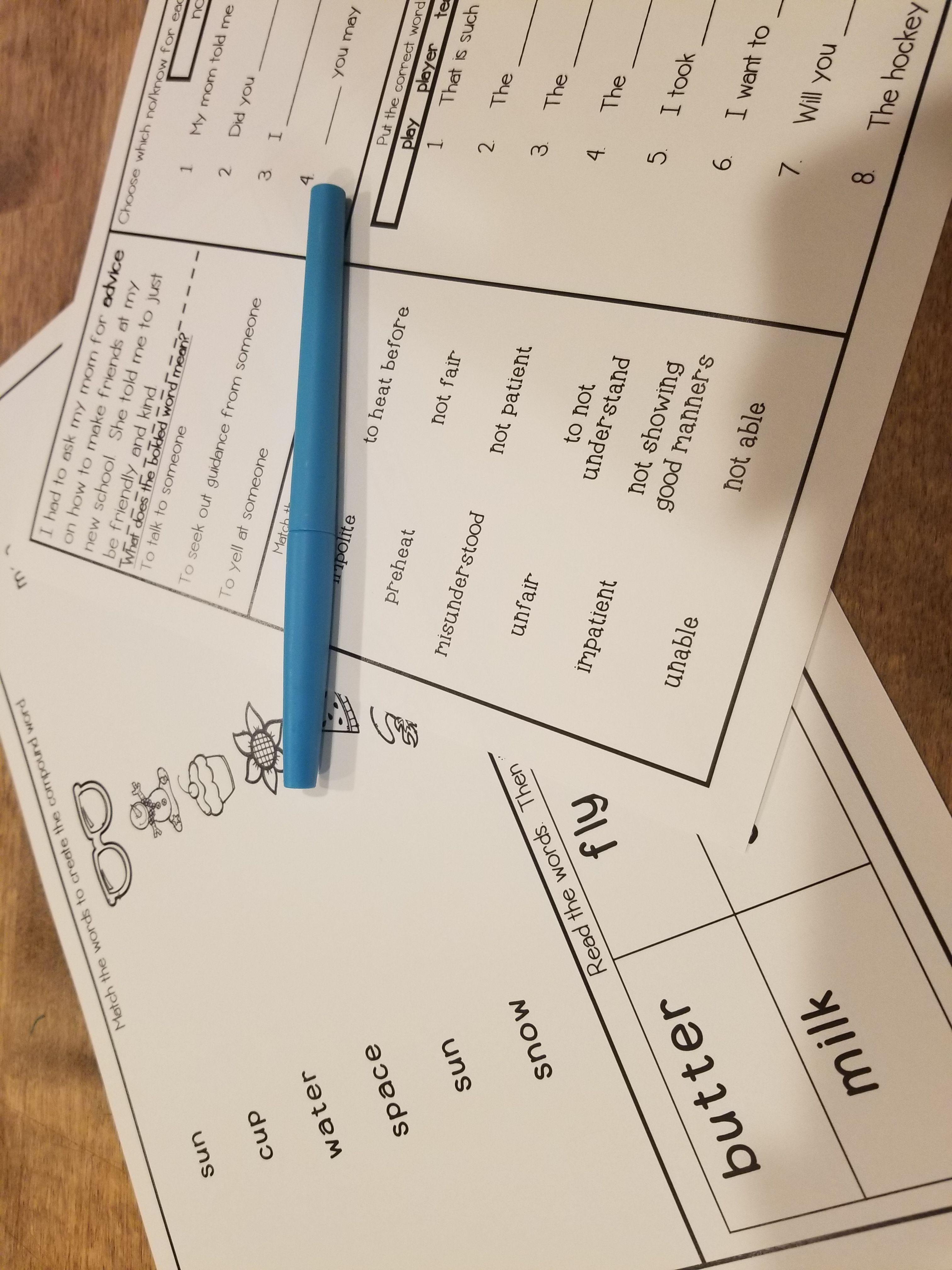 Reading Map Practice Packet Bundle Nwea Aligned