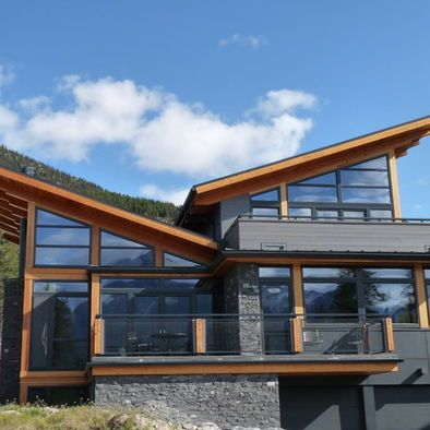 Find Contemporary Homes And Contemporary Decor Online Shed Roof Design Flat Roof House Roof Architecture